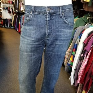 Preowned Citizens of Humanity Jean's sz 34